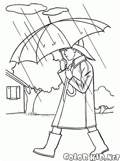 sta disegni da colorare gratis disegni da colorare pioggia sulla strada