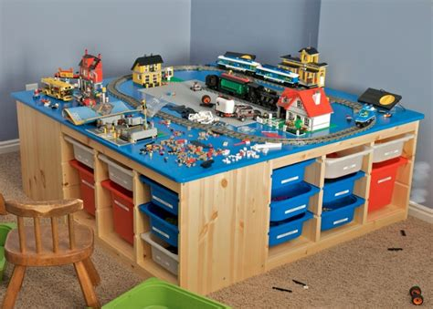 diy train table top 5 awesome diy tables craftwhack