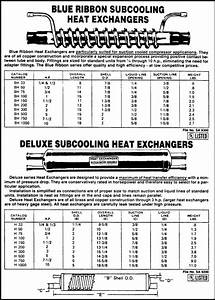 134a Temp Chart Subcooling Industrial Controls