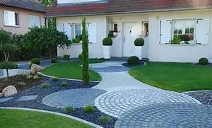 decoration allee jardin With decoration allee de jardin