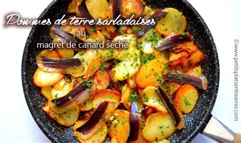 pommes de terre sarladaises au magret de canard s 233 ch 233