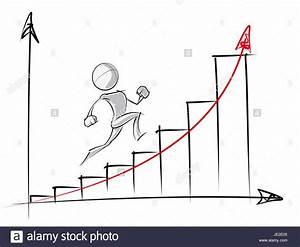 Exponentielles Wachstum Berechnen : exponential growth chart stockfotos exponential growth ~ Themetempest.com Abrechnung