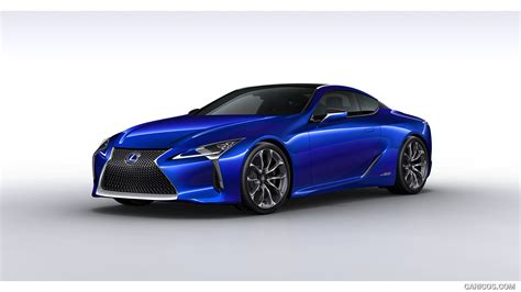 2017 lexus lc 500h front hd wallpaper 47