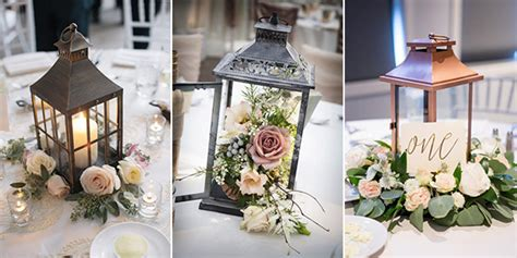 21 Lantern Wedding Centerpiece Ideas To Inspire Your Big