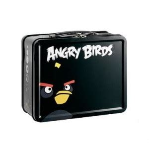 angry birds metal lunch box cool stuff  buy  collect