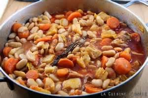 recette haricots blancs secs 224 la tomate la cuisine familiale un plat une recette