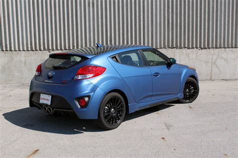 Hyundai Veloster Rally by 2016 Hyundai Veloster Turbo Rally Edition Review