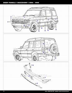 Land Rover Lr3 Parts Diagram