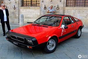 Lancia Beta Montecarlo 16 September 2018 Plan