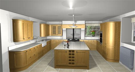 A Lovely Example Of Our Handmade Kitchens #handmade