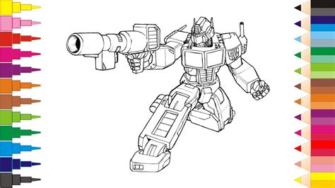 transformers coloring book coloring pages transformers coloring book for
