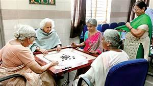 A family away from home for the senior citizens of ...