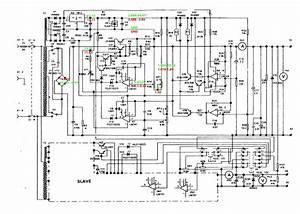 Component Ac Power Supply Circuit The Old Pc For Tv And