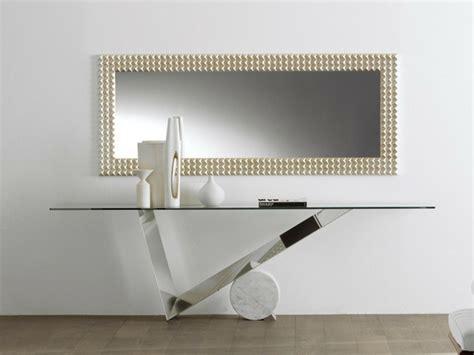 console d entrée design tables consoles en verre design et modernes