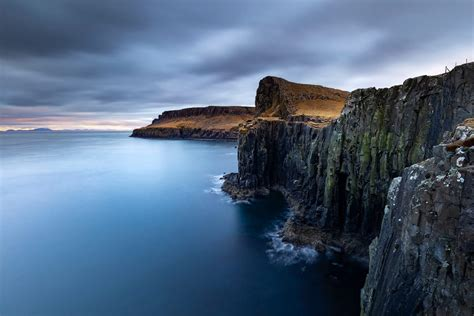 Neist Point Isle Of Skye Scotland Melvin Nicholson