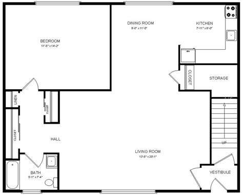 a floor plan for free diy printable floor plan templates plans free