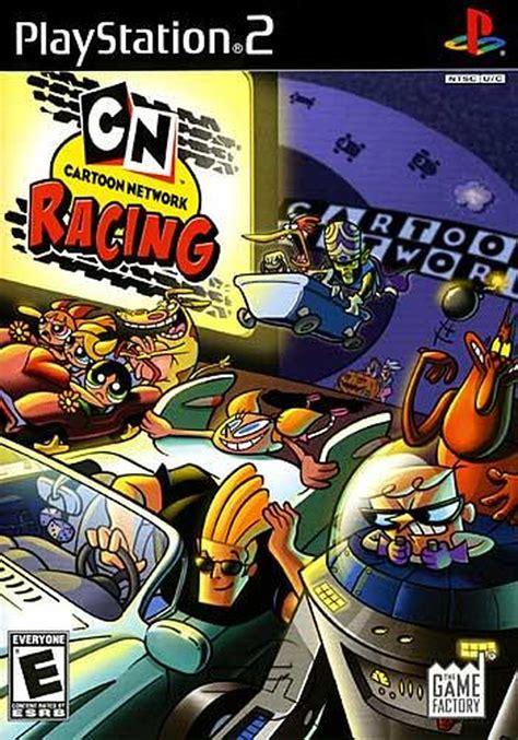 Cartoon Network Racing (XBOX, PS2, GC, DS)   Video Games ...