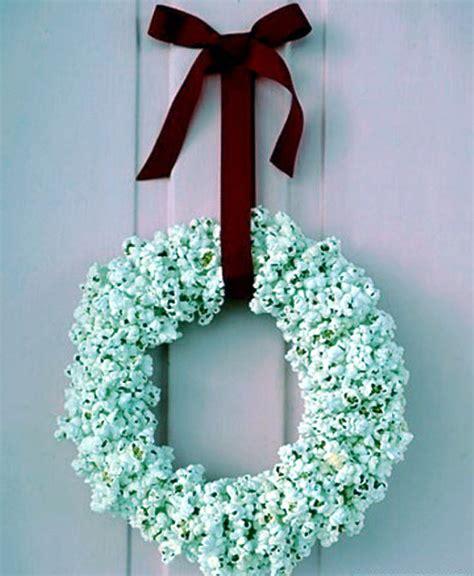 ideas   christmas wreath   interior