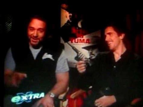 Yuma Christian Bale Russell Crowe Interview