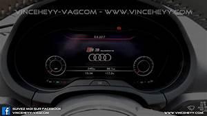 Audi A3  8v   Facelift   Needle Sweep On