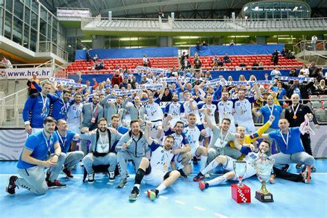 PPD Zagreb slavi novu titulu u Hrvatskoj - Balkan-Handball.com