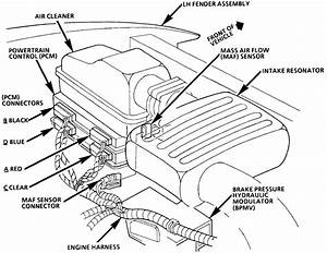87 Corvette Fuel Filter Location
