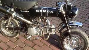 Honda Dax Tuning : honda moto dax ot 150 cc great sound honda dax tuning honda moto dax 150cc youtube ~ Blog.minnesotawildstore.com Haus und Dekorationen