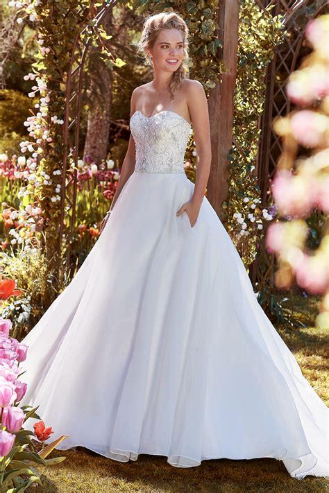 judith ball gown wedding dress  rebecca ingram