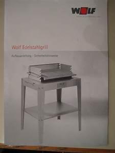verkauft wolf edelstahlgrill neu grillforum und With wolf edelstahlgrill