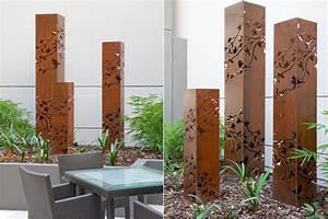 Sculpture De Jardin Contemporaine : backyard garden sculptures metal art contemporary garden melbourne by entanglements ~ Carolinahurricanesstore.com Idées de Décoration