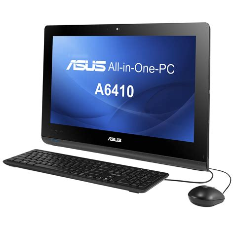 pc bureau asus i5 asus all in one pc a6410 bc022t pc de bureau asus sur