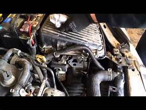 2002 Dodge Neon Poor IDLE Faulty PCV Valve Oil in Intake