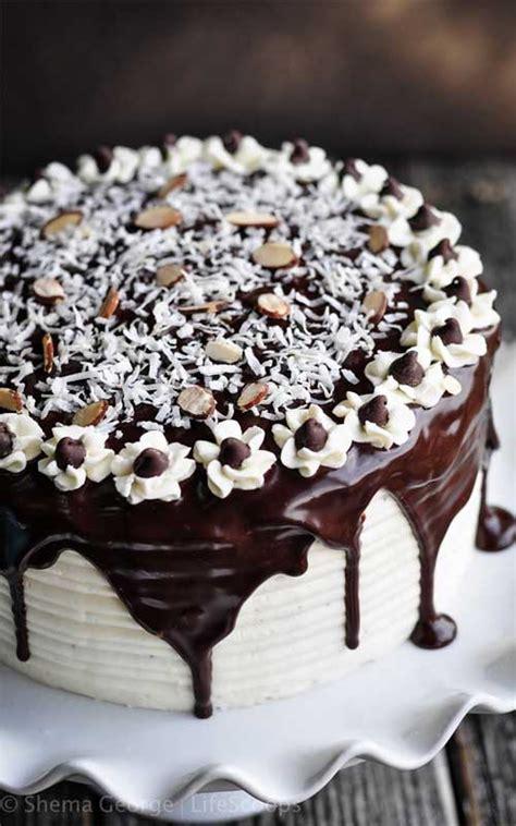 almond joy cake flavorite