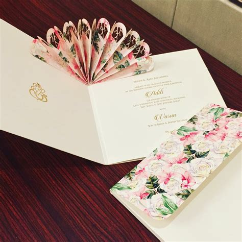35 Creative And Unusual Wedding Invitation Card Design Ideas