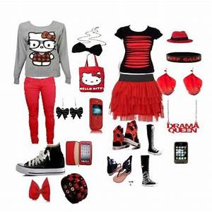 Hello kitty outfit, Swag and Outfits for girls on Pinterest
