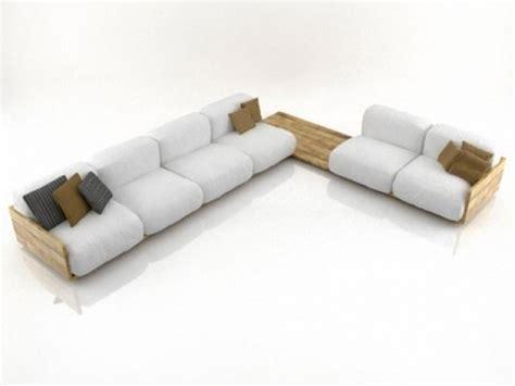 Pallet Set 03 3d Model