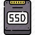 Ssd Icon Premium Vds Festplatte Sunucu Icons