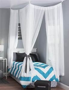 25 best ideas about dorm room beds on pinterest dorm With bed canopy with lights for any whimsical look