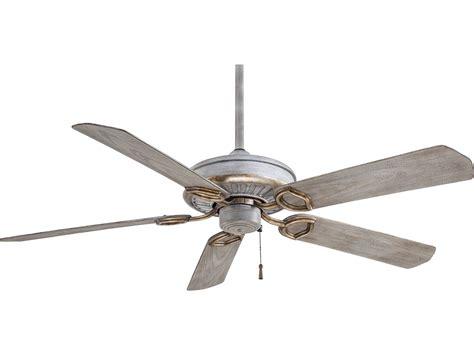 minka aire outdoor ceiling fans minka aire sundowner driftwood 54 39 39 wide indoor outdoor
