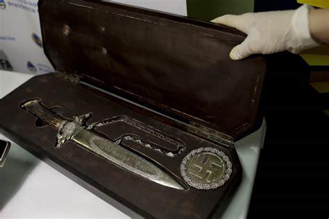 Hidden Trove Of Suspected Nazi Artifacts Found In
