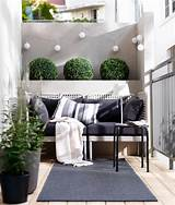 Modern Small Balcony Ideas That Don't Lack Style