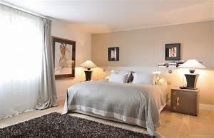 Deco Chambre Moderne : chambre style lodge africain standing hugo da costa ~ Melissatoandfro.com Idées de Décoration