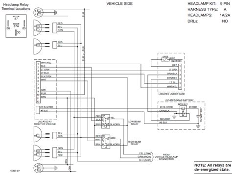 Best Images Western Plow Wiring Diagram