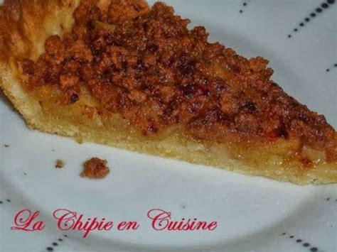 cuisine tarte aux pommes recettes de tarte aux pommes de la chipie en cuisine