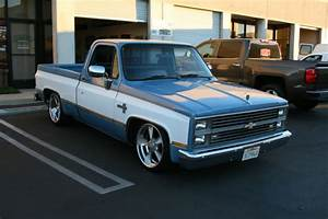 1984 Chevy Silverado C10 Shortbed Fleetside