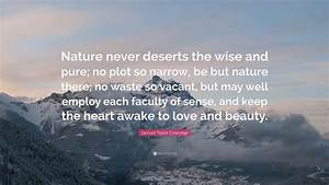 Samuel Taylor C... Vacant Heart Quotes