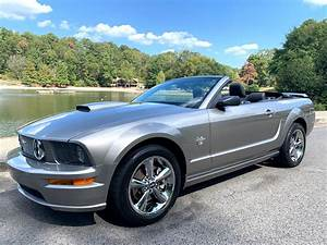 Used 2009 Ford Mustang GT convertible for Sale in Hoover AL 35216 Hoover Southtown