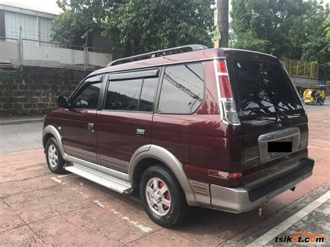 mitsubishi adventure mitsubishi adventure 2011 car for sale metro manila