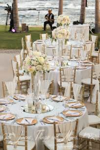 used chiavari chairs for sale chic blush gold wedding décor at the