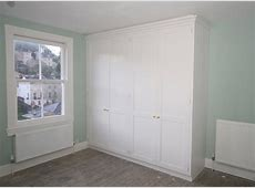 Twin Bespoke Fitted Wardrobes, Enlargement 1